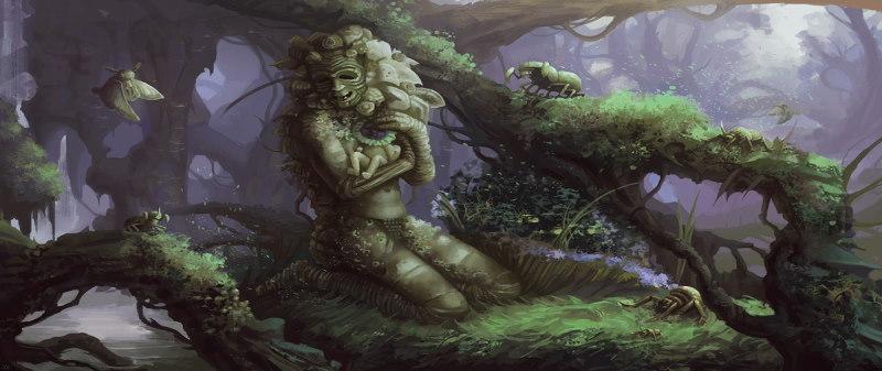 Xochipilli - ősi azték isten