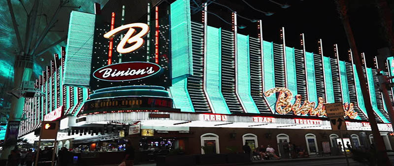 Binion's Horseshoe Casino