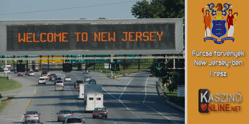 Furcsa törvények New Jersey-ben - I. Rész