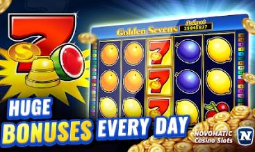 Golden Sevens nyerőgépes játék