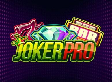 Joker Pro kaszinó játék