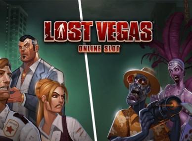 Lost Vegas kaszinó játék