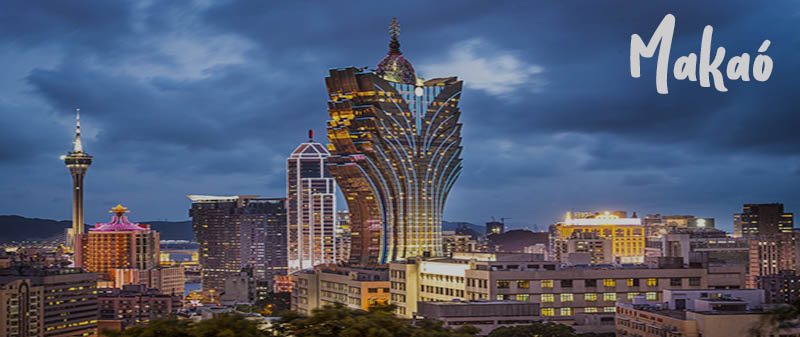 Makaó, a távol-keleti Monte Carlo