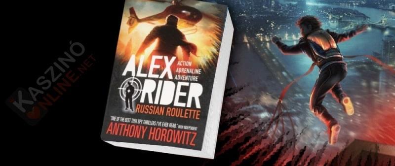 Alex Rider – Russian roulette (Orosz rulett)