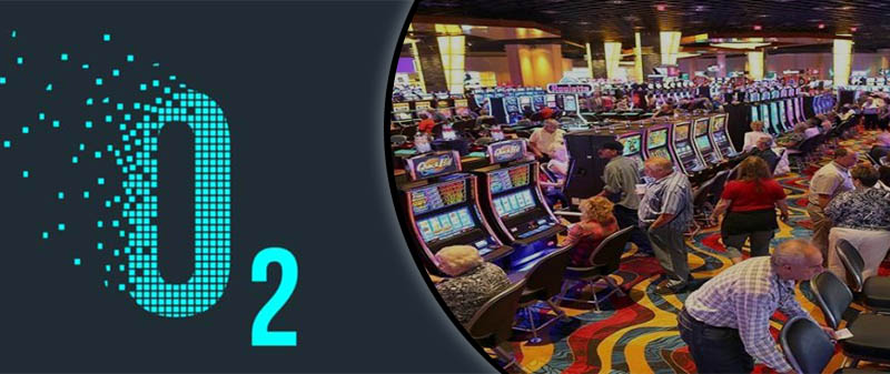 Oxygen in Casinos