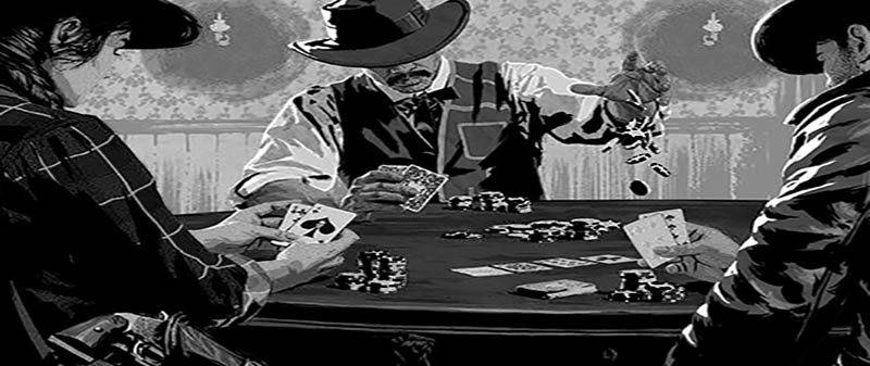 Famous Gamblers on the Wild West