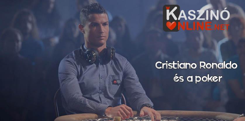 Cristiano Ronaldo és a póker