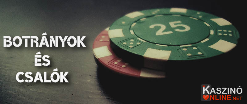 Gambling cheaters and scandals
