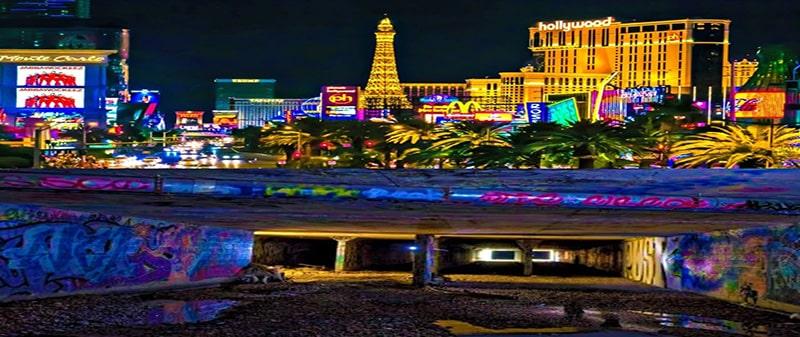 Las Vegas - The Underground City