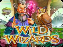 Wild Wizards RTG valódi pénzes játék